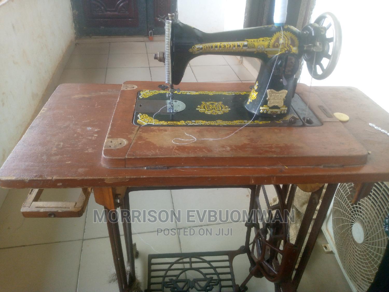 Original Butterfly Sewing Machine | Store Equipment for sale in Benin City, Edo State, Nigeria