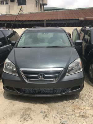 Honda Odyssey 2006 EX Gray   Cars for sale in Lagos State, Surulere
