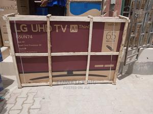 Original 65 Inches LG Television 65UN74   TV & DVD Equipment for sale in Lagos State, Ajah