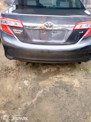 Toyota Camry 2013 Gray | Cars for sale in Rivers State, Port-Harcourt