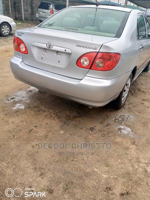 Toyota Corolla 2007 LE Silver | Cars for sale in Rivers State, Port-Harcourt