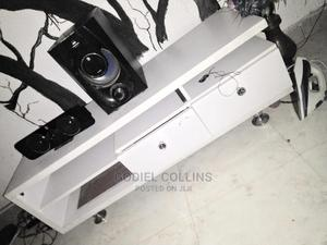 White Sexy TV Stand   Furniture for sale in Lagos State, Ajah