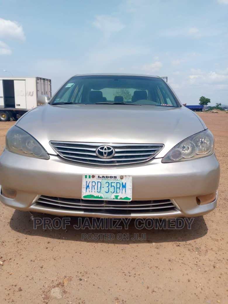 Toyota Camry 2007 Black | Cars for sale in Kubwa, Abuja (FCT) State, Nigeria