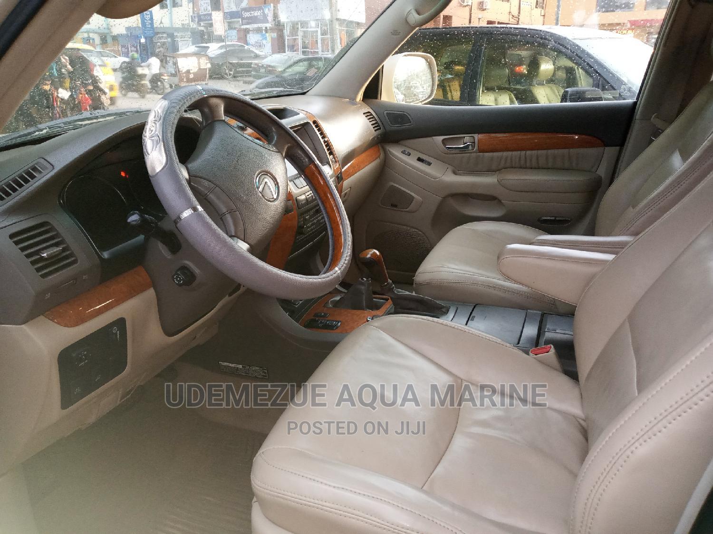 Archive: Lexus GX 2003