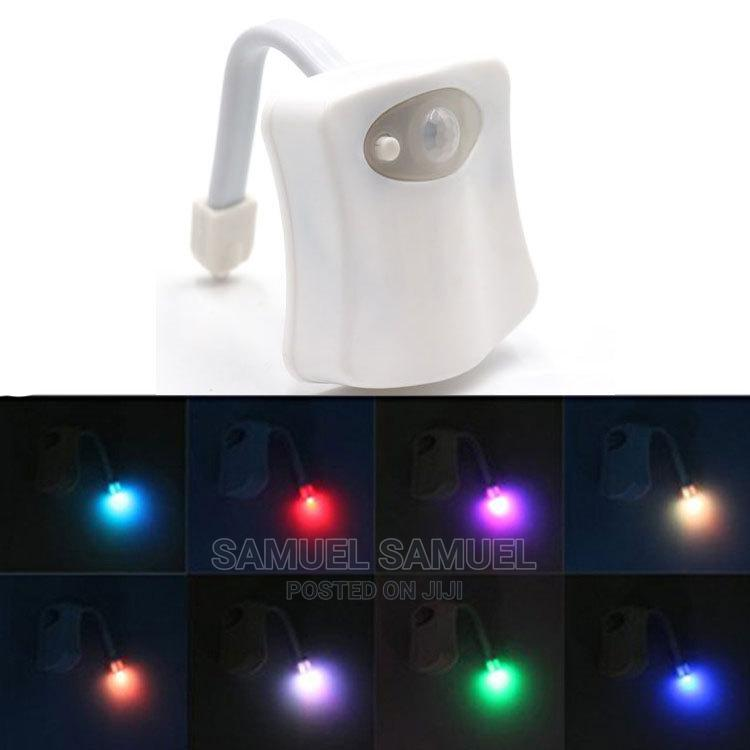 8 Colors Motion Sensor Led Light   Home Accessories for sale in Ado-Odo/Ota, Ogun State, Nigeria