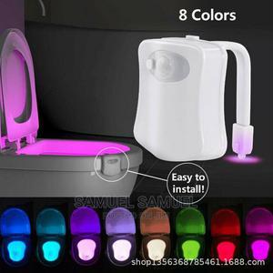8 Colors Motion Sensor Led Light   Home Accessories for sale in Ogun State, Ado-Odo/Ota