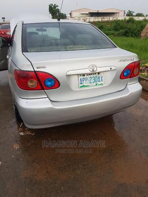 Toyota Corolla 2007 LE Silver | Cars for sale in Abuja (FCT) State, Jabi
