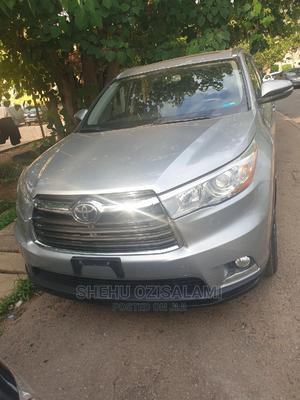 Toyota Highlander 2015 Silver | Cars for sale in Abuja (FCT) State, Garki 1