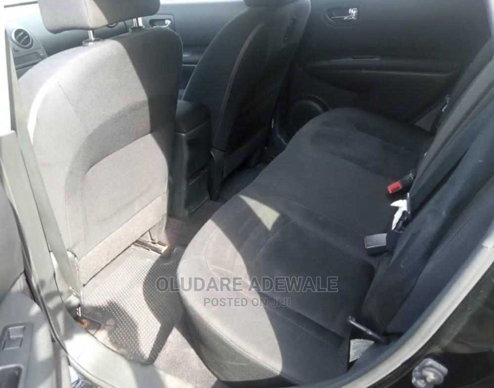 Nissan Rogue 2009 S AWD Black | Cars for sale in Ikeja, Lagos State, Nigeria