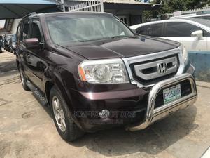 Honda Pilot 2010 Brown   Cars for sale in Lagos State, Ikeja