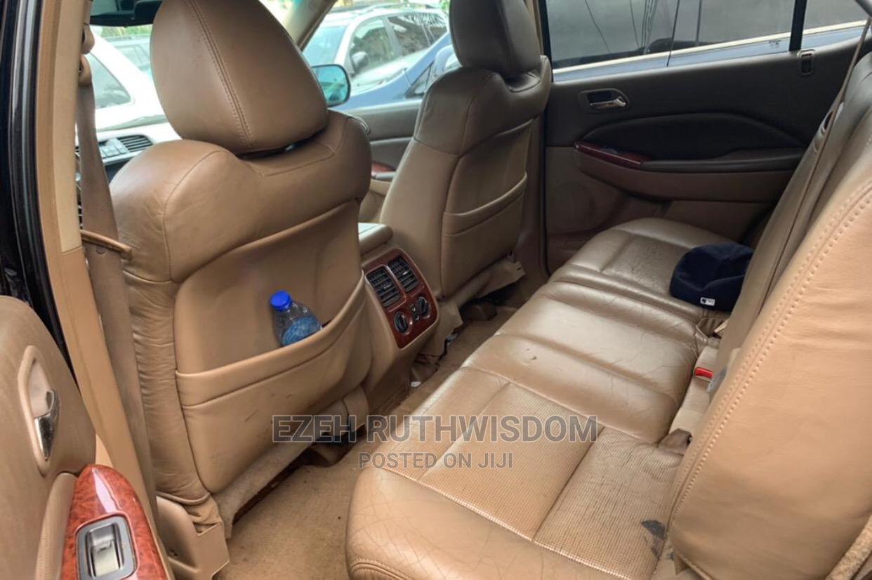 Acura MDX 2005 Black | Cars for sale in Amuwo-Odofin, Lagos State, Nigeria