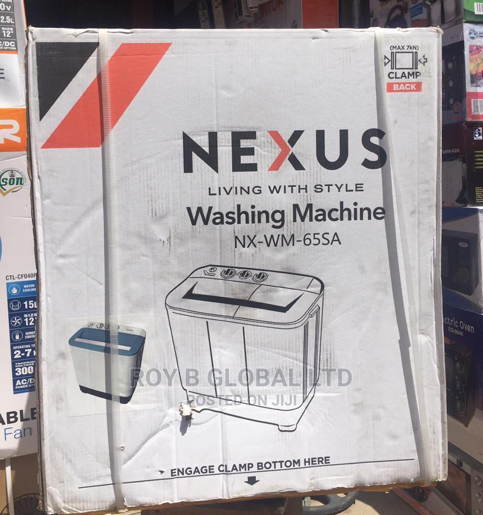 Nexus Washing Machine