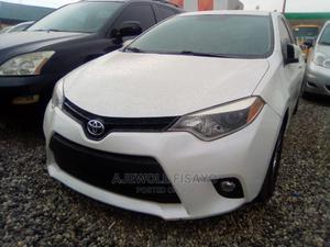 Toyota Corolla 2016 White   Cars for sale in Lagos State, Alimosho