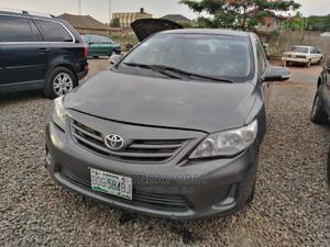Toyota Corolla 2010 Gray | Cars for sale in Abuja (FCT) State, Galadimawa