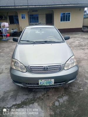 Toyota Corolla 2003 Sedan Automatic Beige | Cars for sale in Rivers State, Port-Harcourt