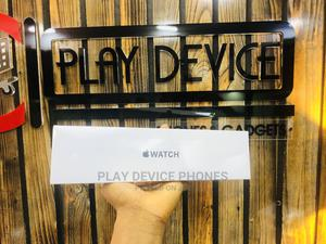Iwatch SE LTE 40MM Space Gray Alu Black Sport Band Cel   Smart Watches & Trackers for sale in Lagos State, Ikeja