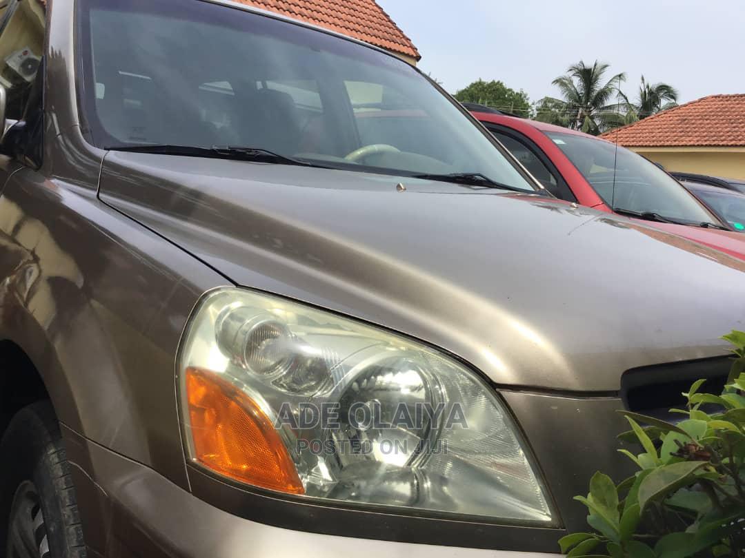 Honda Pilot 2006 EX 4x4 (3.5L 6cyl 5A) Gold