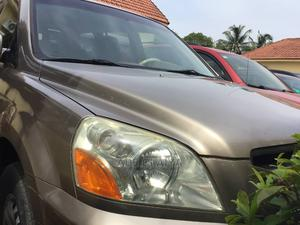 Honda Pilot 2006 EX 4x4 (3.5L 6cyl 5A) Gold | Cars for sale in Oyo State, Ibadan