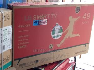 LG Smart 49inches LED Television | TV & DVD Equipment for sale in Lagos State, Ikeja