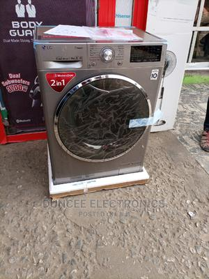 L.G 7kg Wash and Dry Machine   Home Appliances for sale in Lagos State, Lekki
