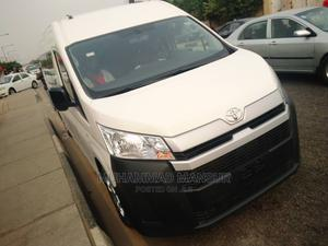 New Toyota Hiace 2017 White | Buses & Microbuses for sale in Abuja (FCT) State, Wuse 2