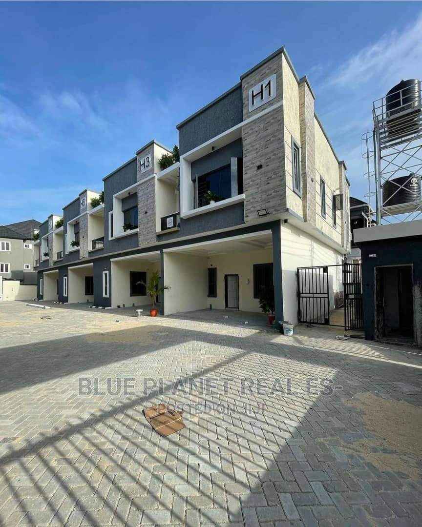 4bdrm Duplex in Ikota, Lekki for Sale