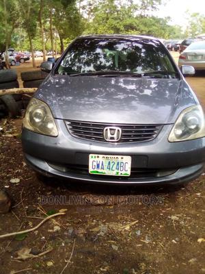 Honda Civic 2006 1.4 Gray | Cars for sale in Abuja (FCT) State, Gaduwa