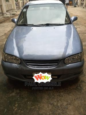 Toyota Corolla 2002 1.8 Sedan Automatic Other | Cars for sale in Rivers State, Obio-Akpor