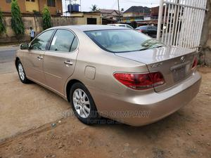 Lexus ES 2006 Gold | Cars for sale in Lagos State, Ogba