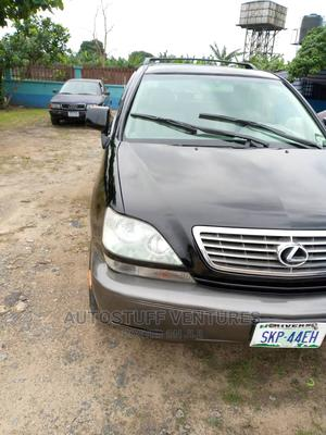 Lexus RX 2003 Black | Cars for sale in Rivers State, Port-Harcourt