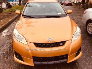 Toyota Matrix 2009 Gold | Cars for sale in Lagos State, Amuwo-Odofin