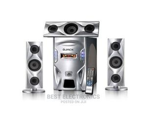 Djack Heavy Duty Bluetooth Home Theatre System | Audio & Music Equipment for sale in Abuja (FCT) State, Asokoro
