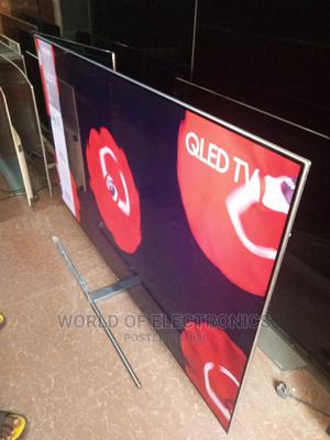 75 Inches Qled Samsung Smart Tv   TV & DVD Equipment for sale in Lagos State, Ojo