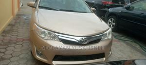 Toyota Camry 2012 Gold | Cars for sale in Lagos State, Surulere