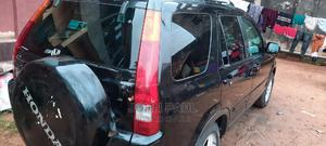 Honda CR-V 2004 EX 4WD Automatic Black | Cars for sale in Anambra State, Ogbaru