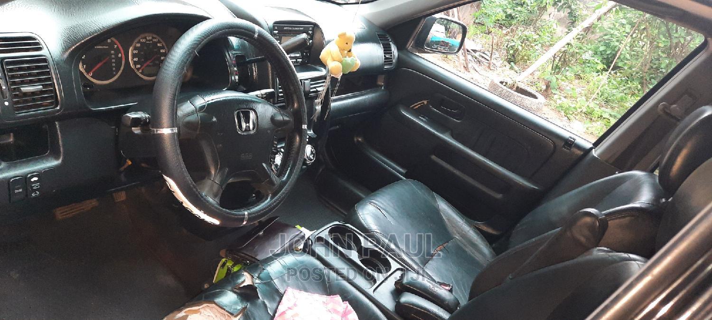 Honda CR-V 2004 EX 4WD Automatic Black   Cars for sale in Ogbaru, Anambra State, Nigeria