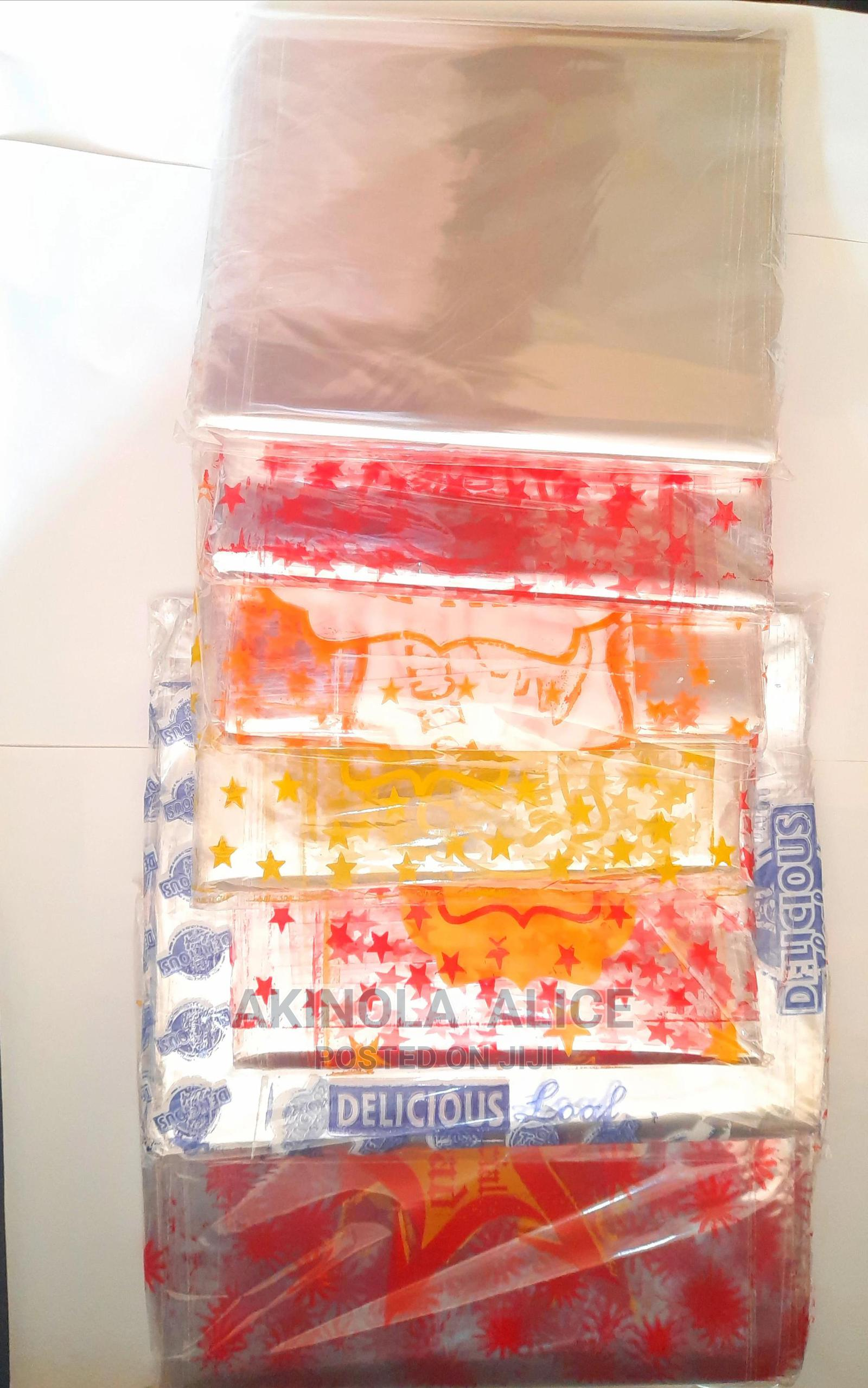 Printed Nylons, Rolls of Pp Nylon   Manufacturing Services for sale in Alimosho, Lagos State, Nigeria