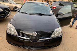 Nissan Primera 2004 Break Automatic Black | Cars for sale in Lagos State, Amuwo-Odofin
