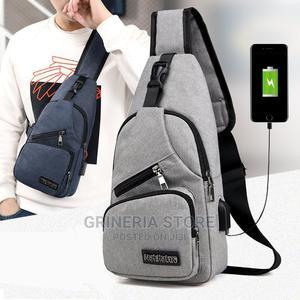 Antitheft Unisex Shoulder Bag | Bags for sale in Lagos State, Ikeja