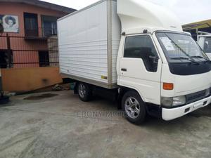 Toyota Dyna 2005 White | Trucks & Trailers for sale in Lagos State, Ifako-Ijaiye