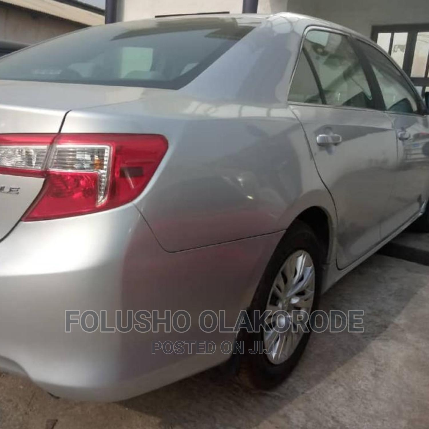 Toyota Camry 2012 Silver | Cars for sale in Ikeja, Lagos State, Nigeria