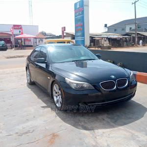 BMW 535i 2008 Black | Cars for sale in Lagos State, Ojodu