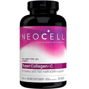 Super Collagen Type 1 3 Vitamin C -Skin,Hair,Nails Joint | Vitamins & Supplements for sale in Lagos State, Ikoyi