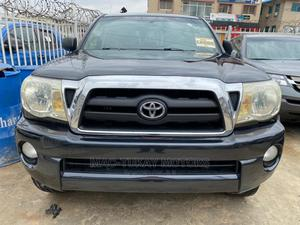 Toyota Tacoma 2006 Black | Cars for sale in Lagos State, Ojodu