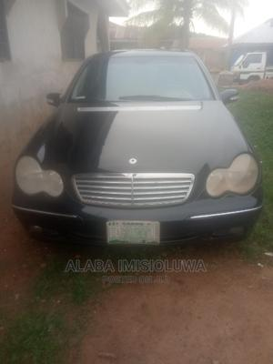 Mercedes-Benz C240 2002 Black   Cars for sale in Oyo State, Iseyin