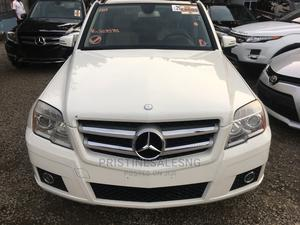 Mercedes-Benz GLK-Class 2010 350 4MATIC White   Cars for sale in Lagos State, Isolo