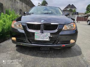 BMW 318i 2006 Black | Cars for sale in Rivers State, Obio-Akpor
