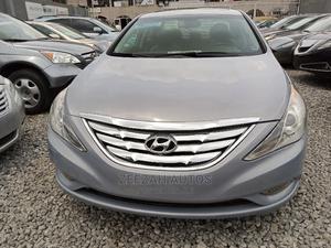 Hyundai Sonata 2011 Silver | Cars for sale in Lagos State, Ikeja