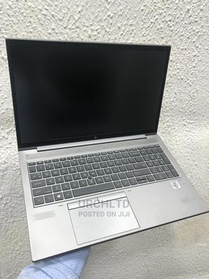 Laptop HP ZBook 15 G4 32GB Intel Core I7 SSD 512GB | Laptops & Computers for sale in Lagos State, Ikeja