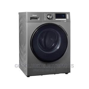 10kg Wash 7kg Dry Front Load Inverter Washing Machine 1014VT   Home Appliances for sale in Lagos State, Ikeja